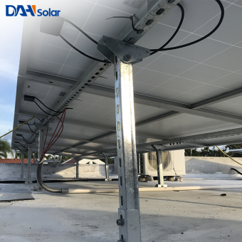500KW On-Grid Solar Power Plant