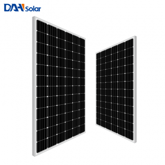 Higher Efficiency Perc Mono Solar Panel 72 Cells Series