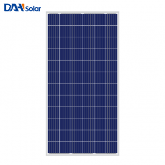 Higher Efficiency Poly Solar Module
