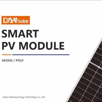 smart solar panels panle