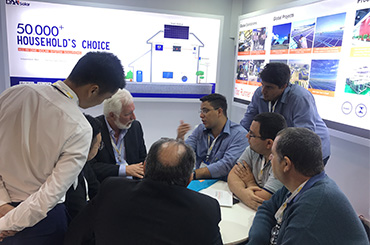 2018 Brazil Intersolar in South American